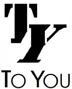 LOGOTYPE TO YOU INTERNATIONAL