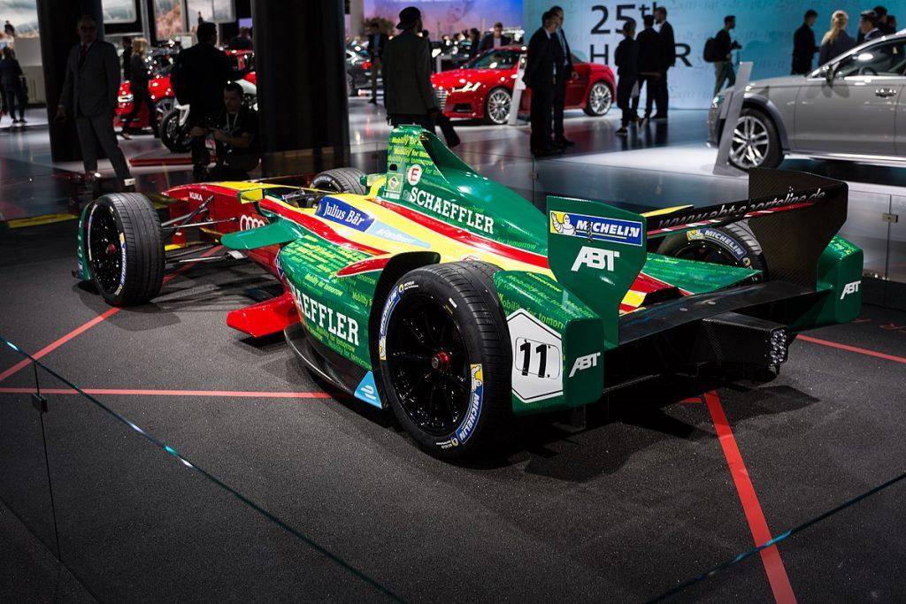 Audi Sport ABT Schaeffler Formula E Team