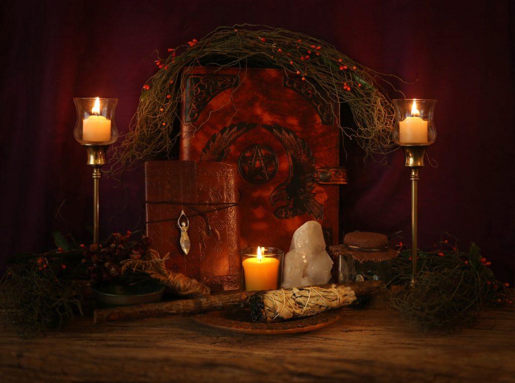 old antique  ritual ceremonial