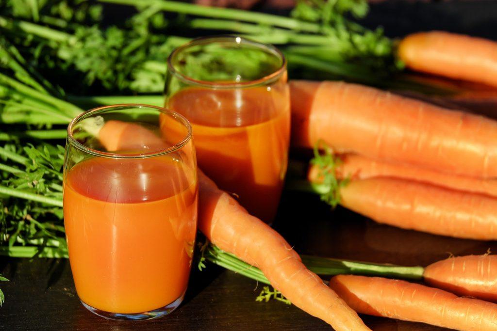 carrots orange vitamin vegan food vegetable