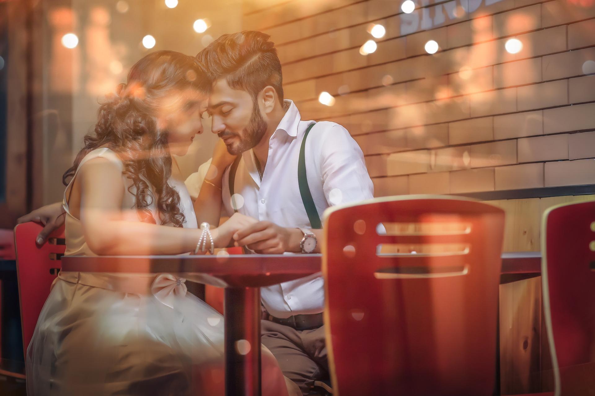 Incontri e la differenza di corteggiamento