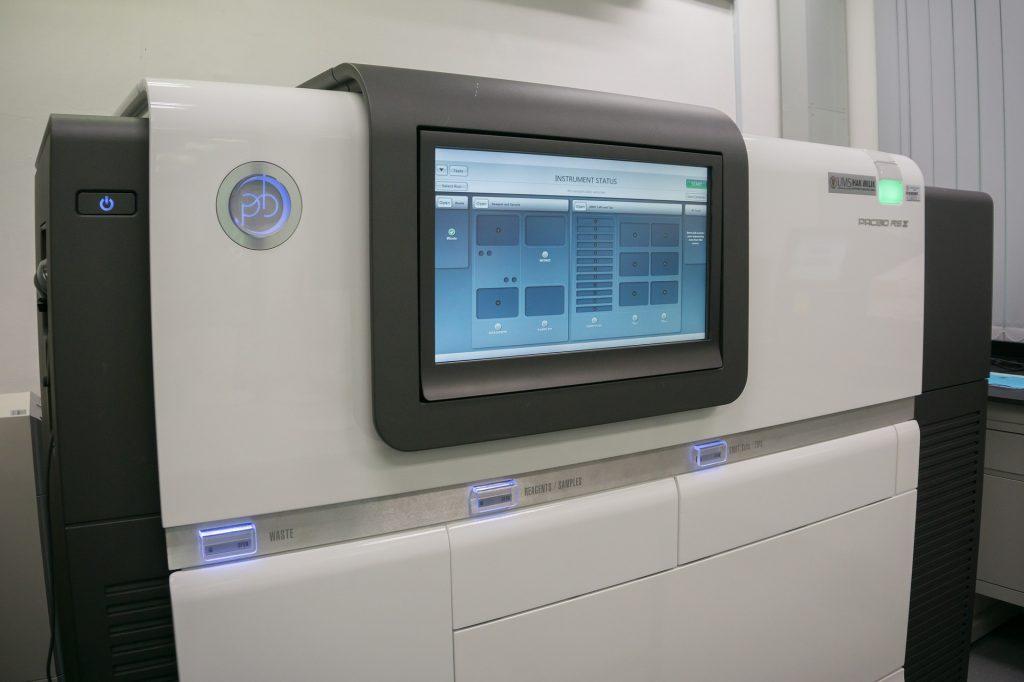 genoma scientific genome investigate