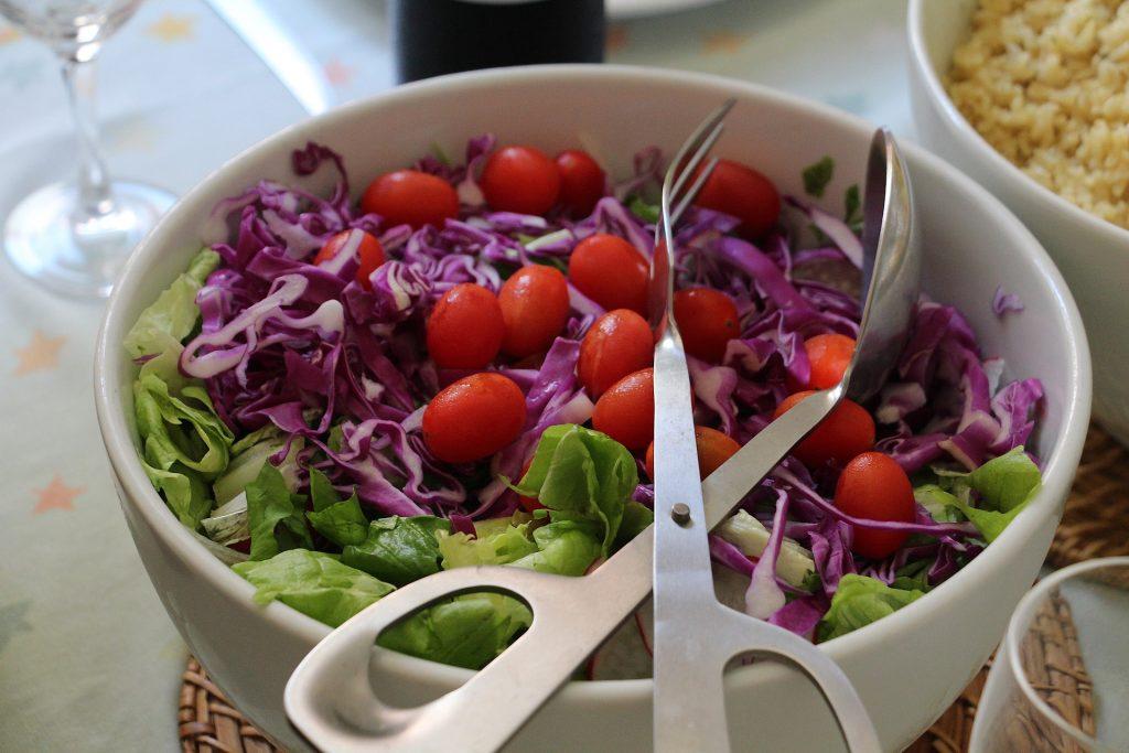 salat vitamin vegetable vegan