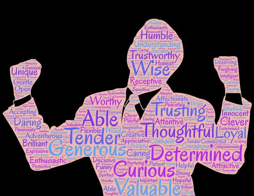quality sort attribute person  self esteem