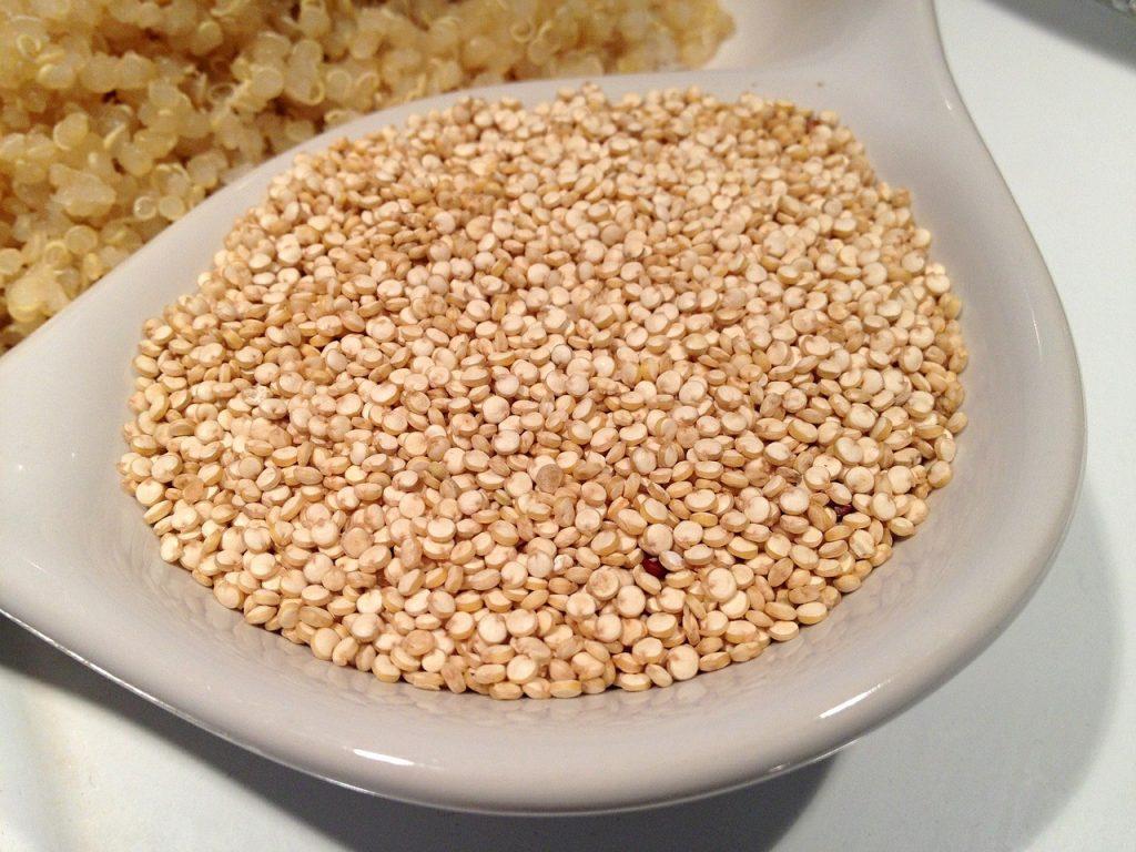 quinoa vitamin vegetable