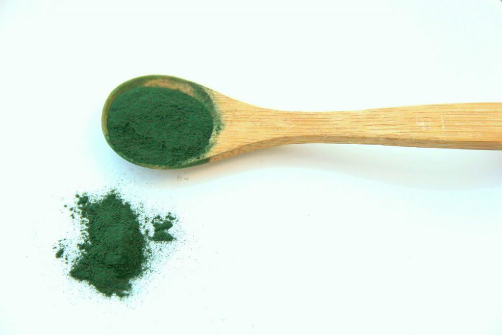sprirulina vitamin algae